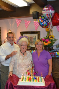 80th Birthday -- David & Lisa