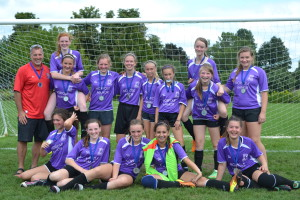 Norfolk Manor Soccer Team 2014